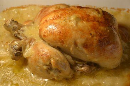 Recette cookeo poulet entier sauce moutarde