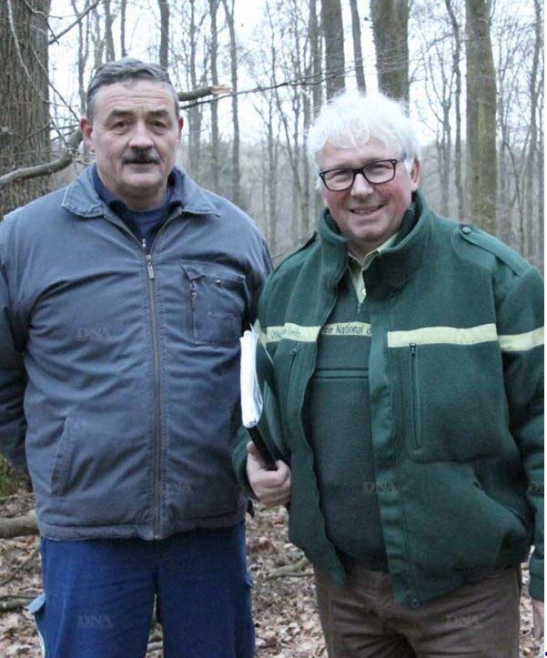 MM Osswald et  Bohn ONF photo DNA