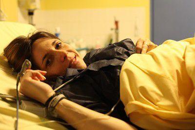 Iris à la maternité