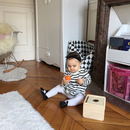 Le 9eme mois d'Iris