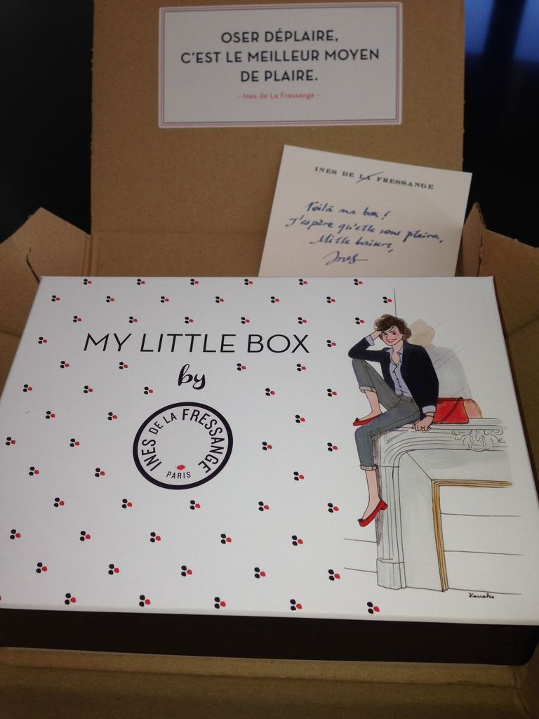 My Little Box de Février �