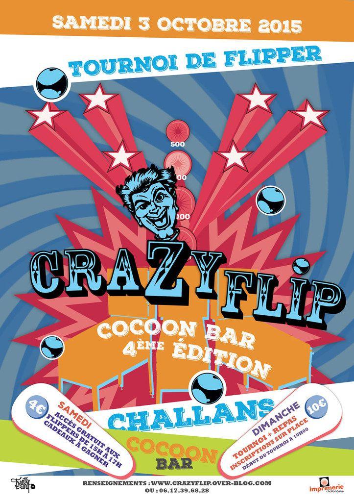 tournoi crazyflip cocoon edition n°4 (resultats du samedi)