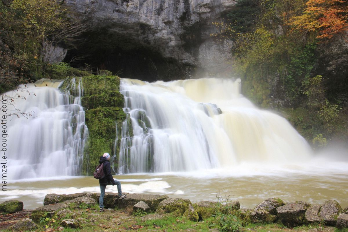 Le Jura, ses cascades et ses lacs, des paysages époustouflants !