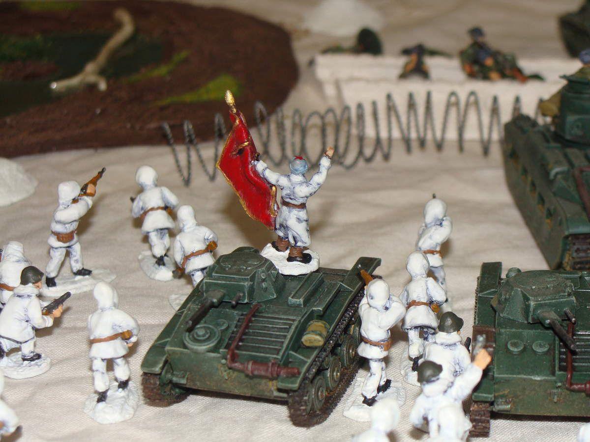 Klin - 5 décembre1941- Les sibériens attaquent!