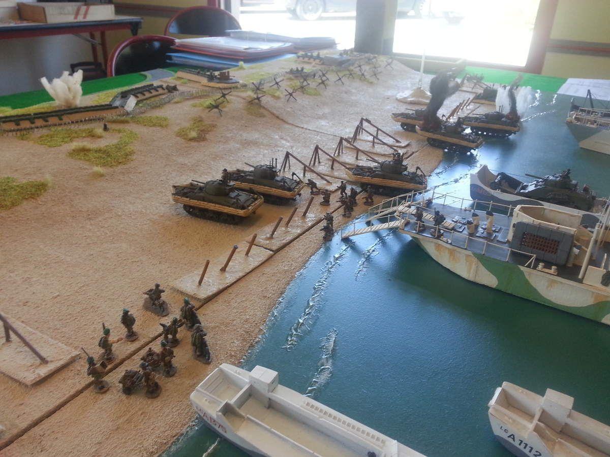 Sword  Beach  juin 1944 - juin 2014