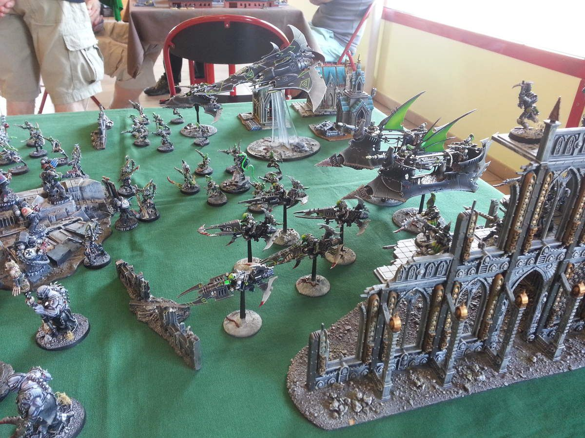 Convention wargame à Charnay