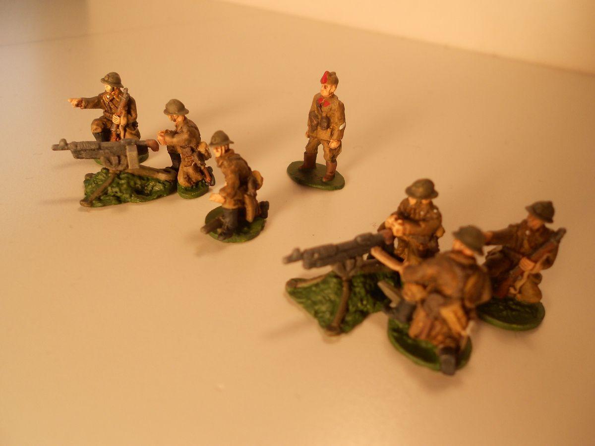 Armée belge pour Rapid Fire