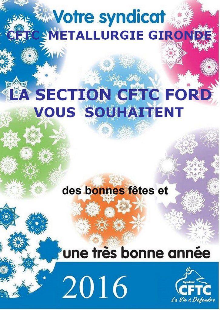 La CFTC vous souhaite de bonnes fêtes de fin d'année !