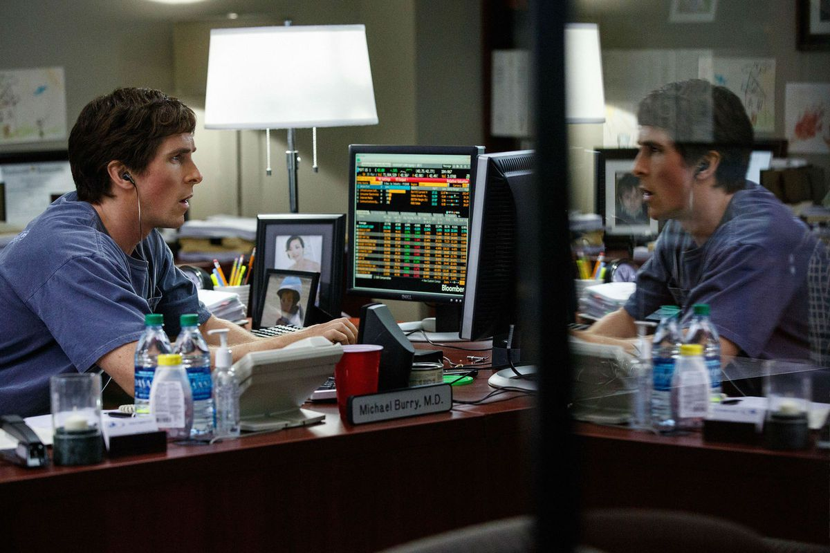 The big short : le casse du siècle (Adam McKay)
