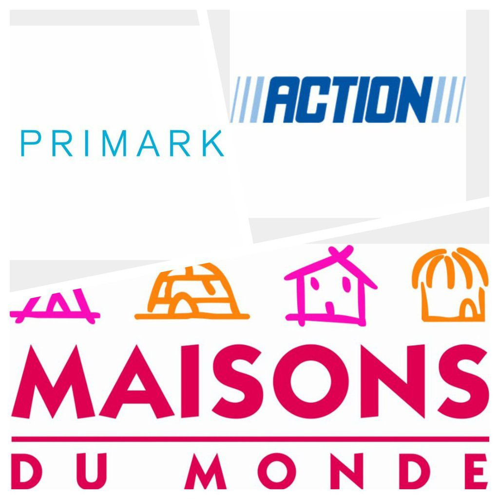 Haul décoration Maison du monde / Action / Primark Home