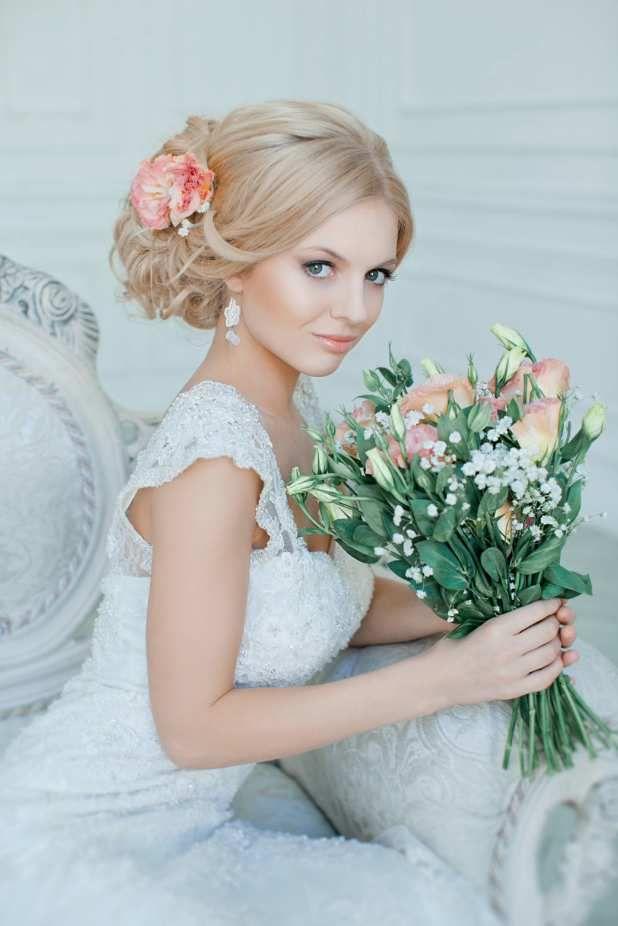 Idées maquillage ''spécial blonde'' pour votre mariage !