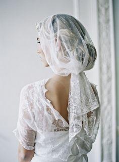 Coiffure de mariée: Façons originales de porter son voile