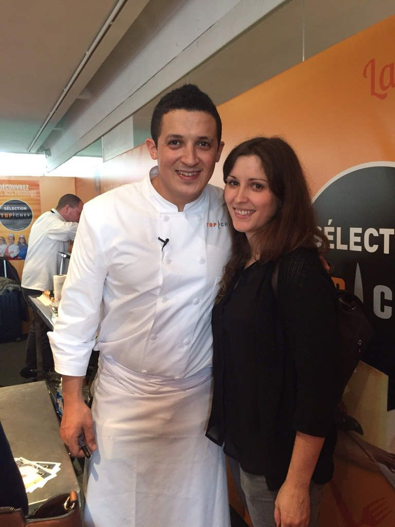 Adel Dakkar / Candidat Top Chef 2015