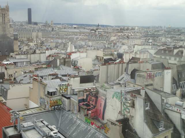 From Centre Pompidou