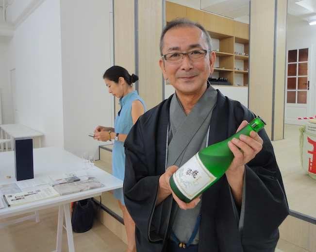 Producteur du Saké (Fujii Shuzo / Hiroshima)