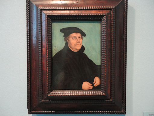 Martin Luther at the age of 50 (1533)