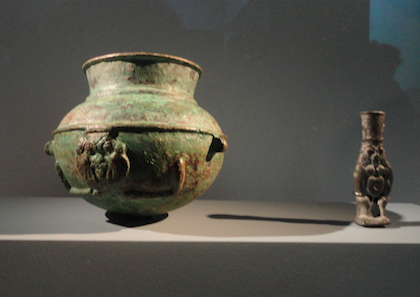 Vase Bes in 4th Century BC
