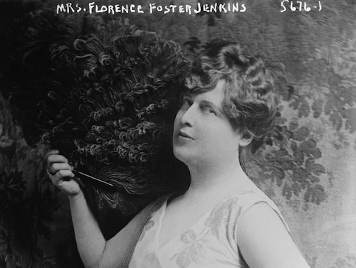 Florence Foster Jenkins  (1868 - 1944)