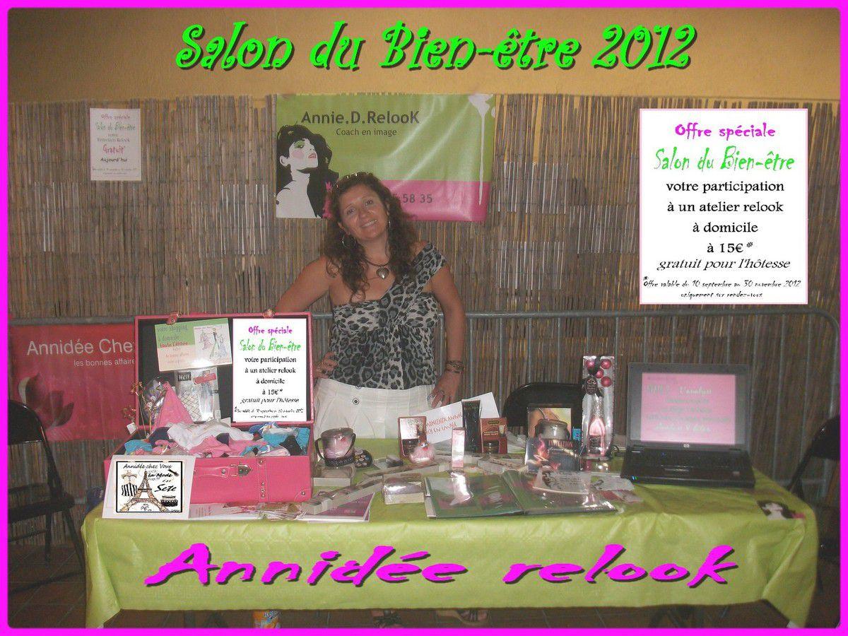 Salon du bien être de Mèze 2013