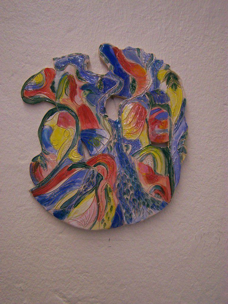 peintures , gravures et céramique