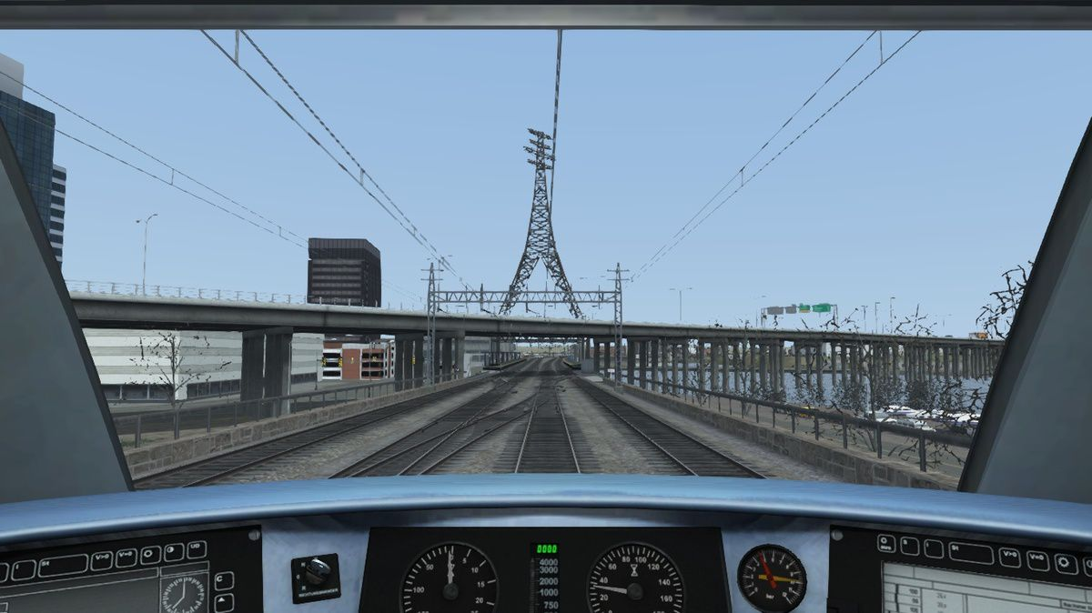 "ter sncf :)) Train Simulator 2015  ""jeux"""