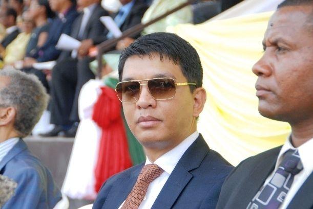 Andry Rajoelina à la grande messe des 50 ans de diplomatie Madagascar/Vatican