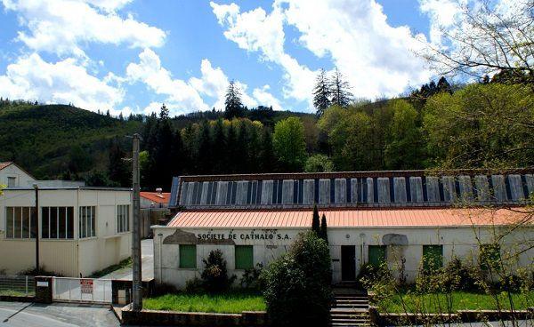 usine Cathalo à Labastide Rouairoux