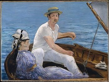 Manet Canotage