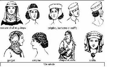 Histoires de chapeaux : Le Moyen Âge (4)