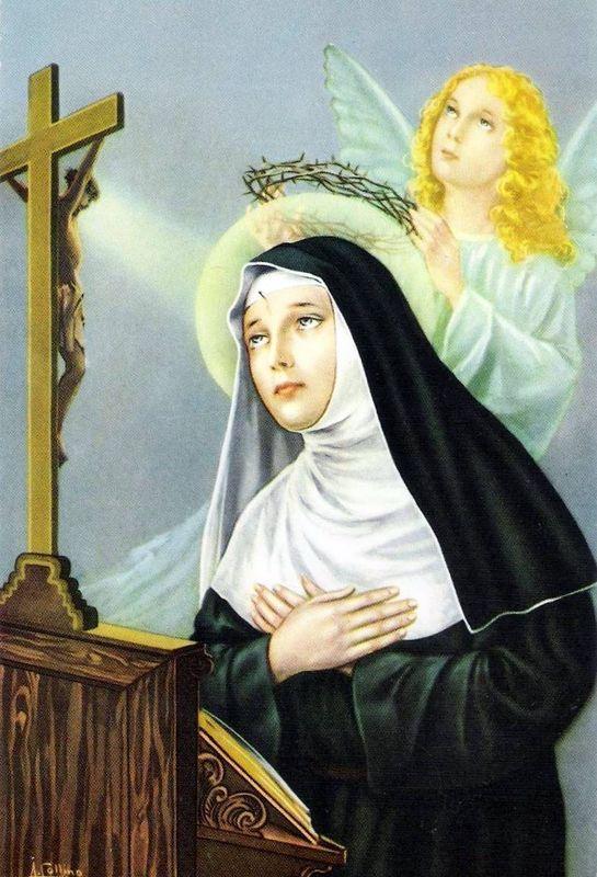 Prière pour « les Malades » avec Sainte Rita - 22 mai fête de Sainte Rita