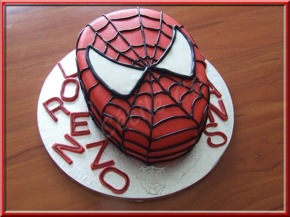 Spiderman, tête.