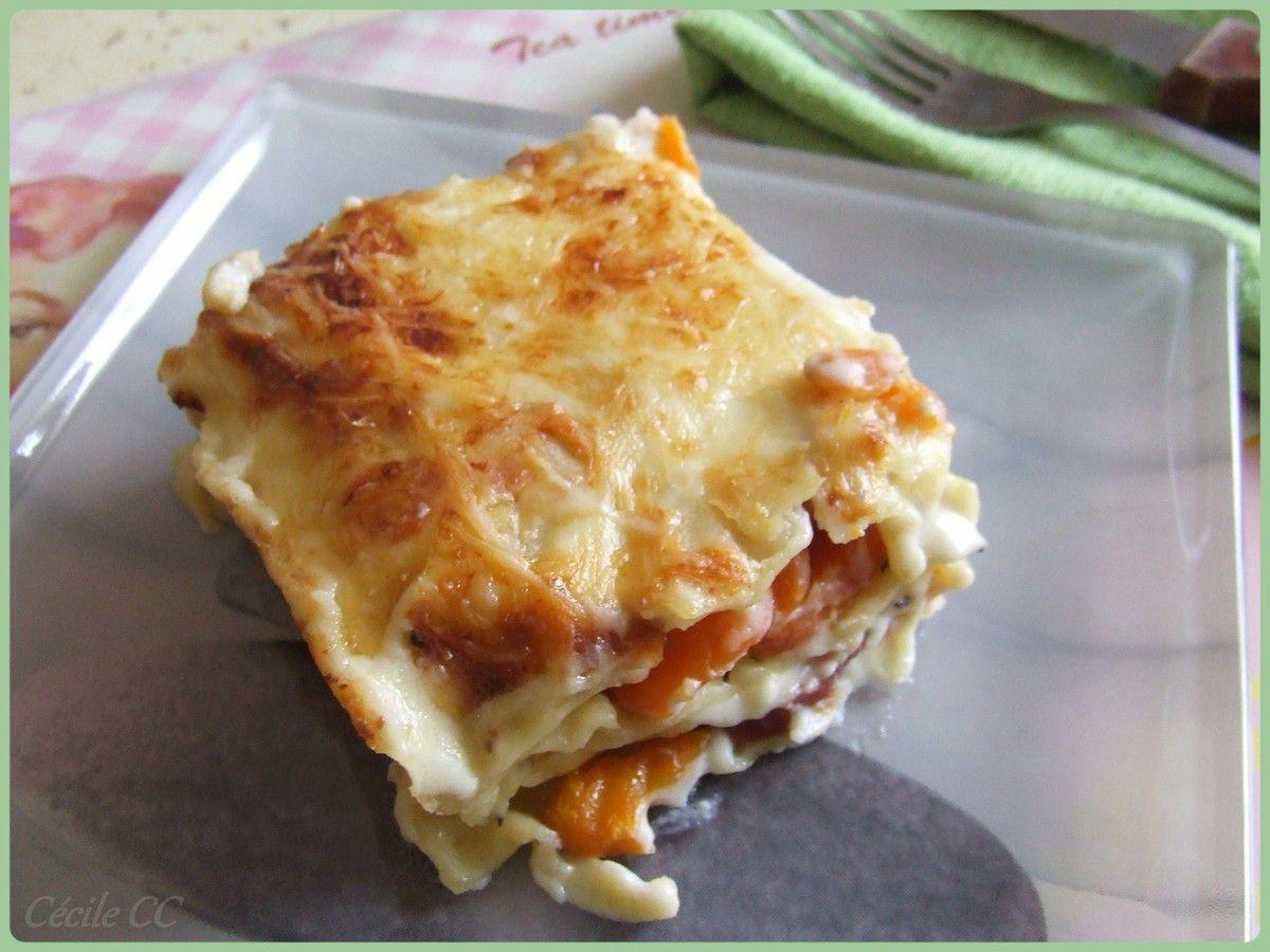 Lasagnes saucisses et carottes...