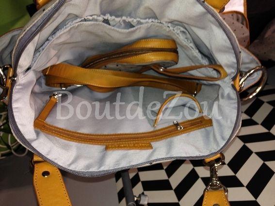 J'ai choisi mon sac à langer chez Magic Stroller Bag!
