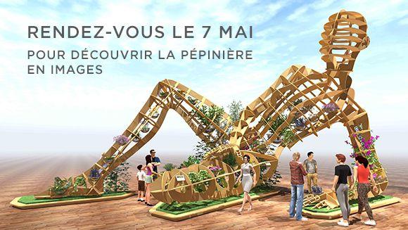 Découvrez le pouvoir des plantes avec Lehning au jardin des Tuileries