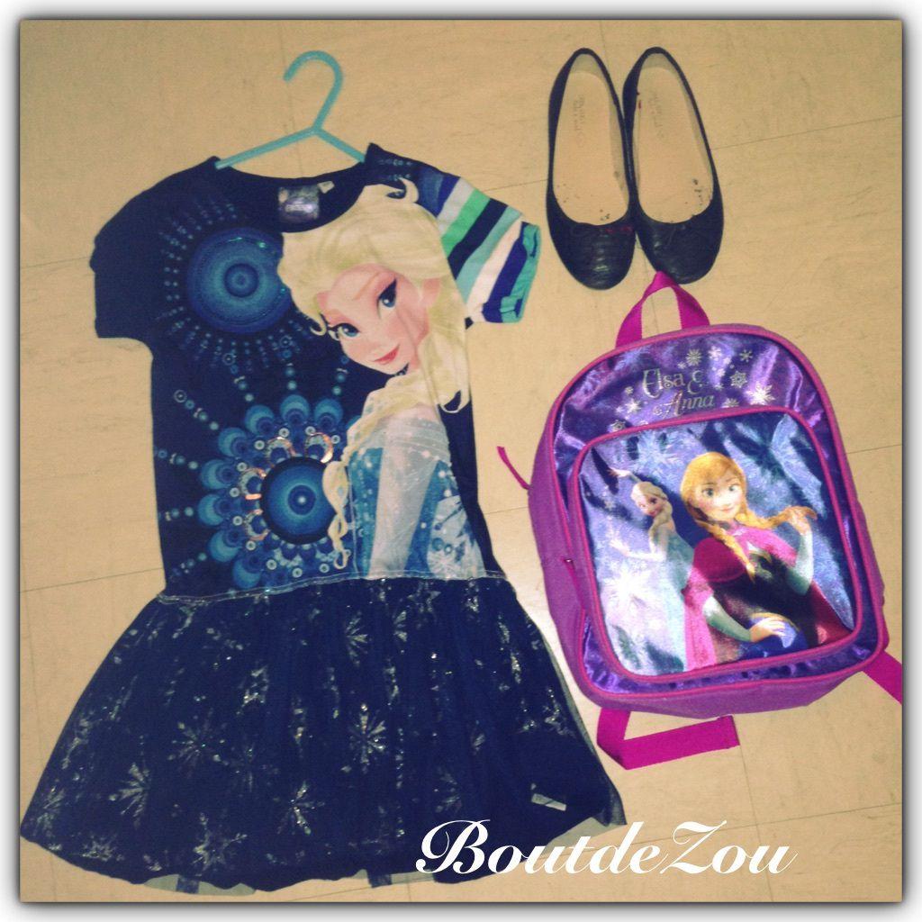 Robe Disney by Desigual Chaussures Zara Kids