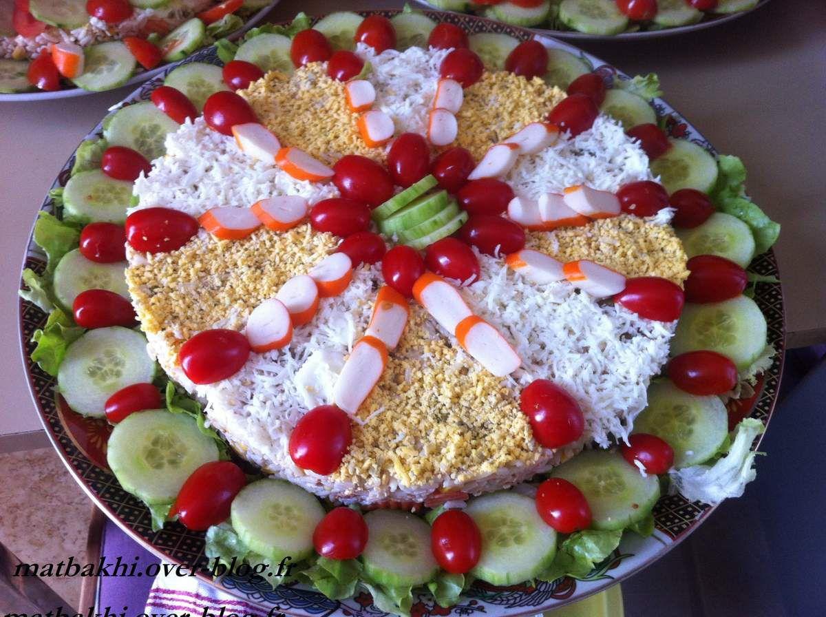salade marocaine 2015