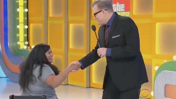 Handicapée, elle gagne un tapis de course !