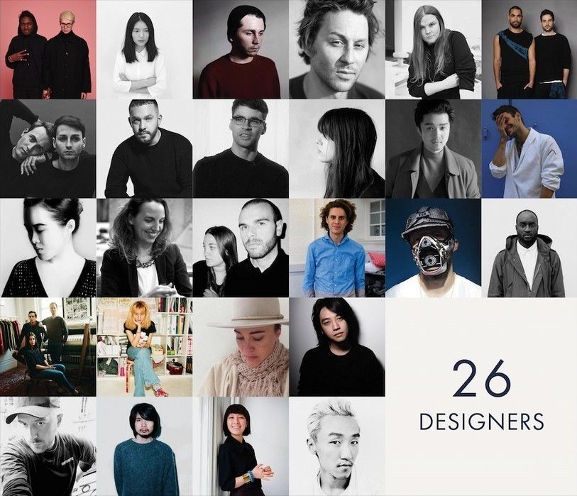 Lvmh Prize Young Fashion Designer 2015 The 26 Semifinalists Announced Arc Street Journal