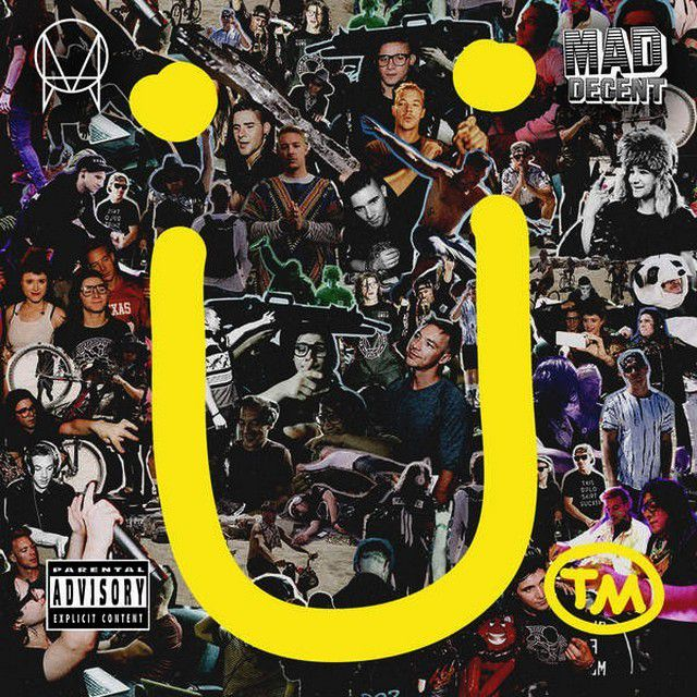 SKRILLEX &amp&#x3B; DIPLO - &quot&#x3B; TO Ü &quot&#x3B; FEAT ALUNAGEORGE / FROM JACK Ü ALBUM