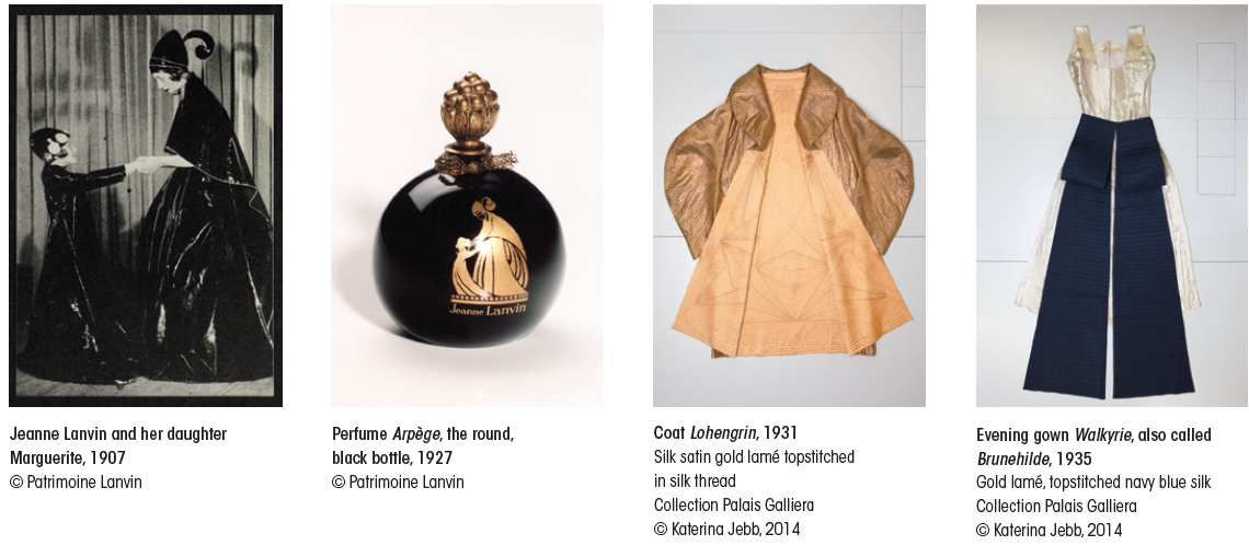 EXHIBITION  / JEANNE LANVIN - PALAIS GALLIERA, PARIS / MARCH 08 - AUGUST 23, 2015