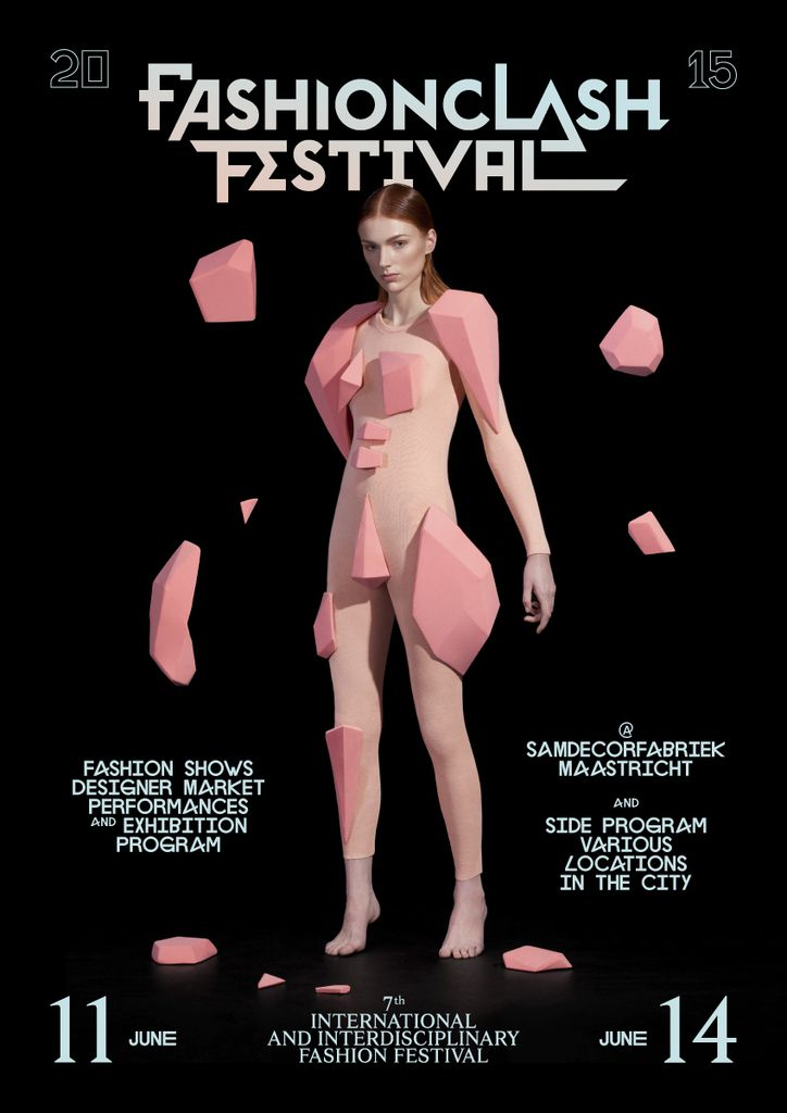 OPEN CALL FOR ENTRIES / FASHIONCLASH FESTIVAL 11-14 JUNE 2015 IN MAASTRICHT / BE PART OF IT !