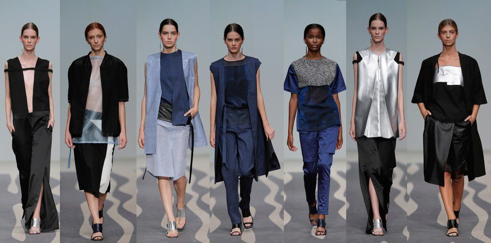 """Cristina Real ss15 """"Details""""collection."""