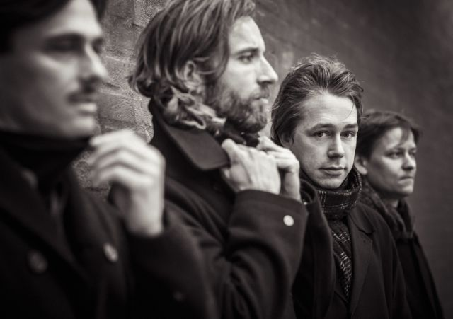 VIDEO / MEW - &quot&#x3B; WATER SLIDES &quot&#x3B;  FROM (+-) PLUS MINUS ALBUM OUT APRIL 27th