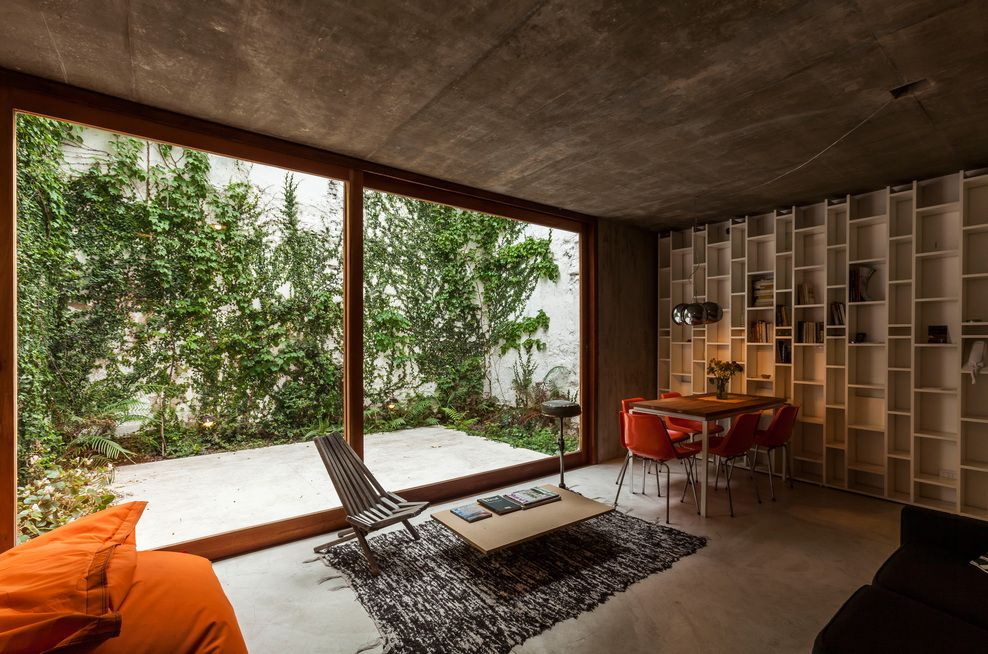PASAJE CABRER HOUSE BY ESTUDIO AFRa IN BUENOS AIRES
