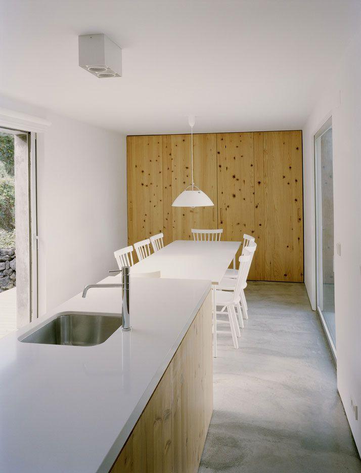 E/C HOUSE BY SAMI ARQUITECTOS / PICO ISLAND_ACORES, PORTUGAL