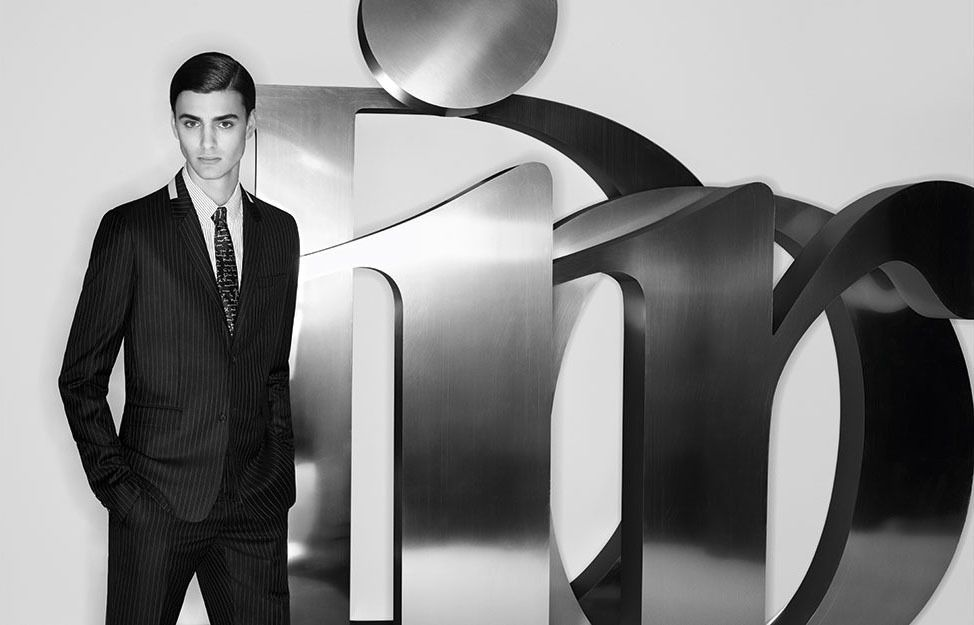 DIOR HOMME SUMMER 2015 CAMPAIGN