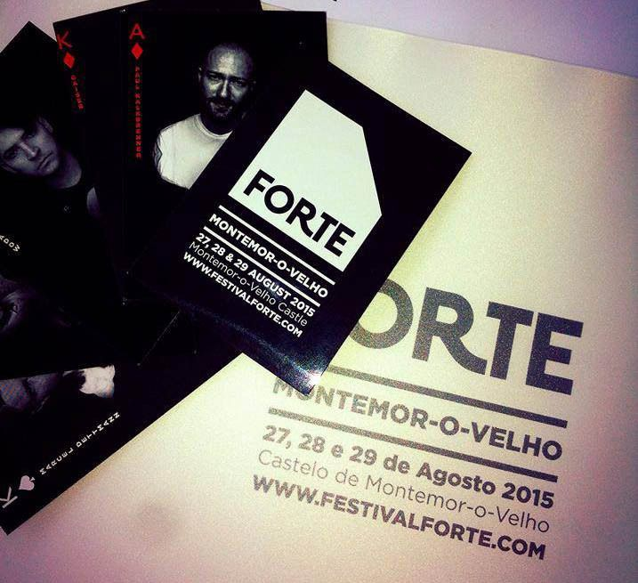 FESTIVAL FORTE 2015_ ANNOUNCE THE FINAL LINE UP