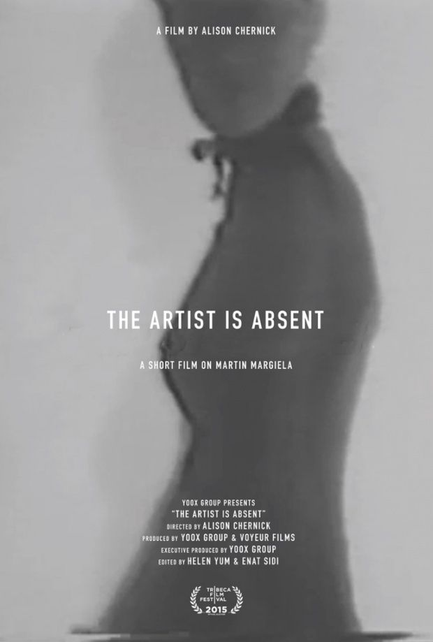 MARTIN MARGIELA / &quot&#x3B; THE ARTIST IS ABSENT &quot&#x3B; A DOCUMENTARY TO SEE