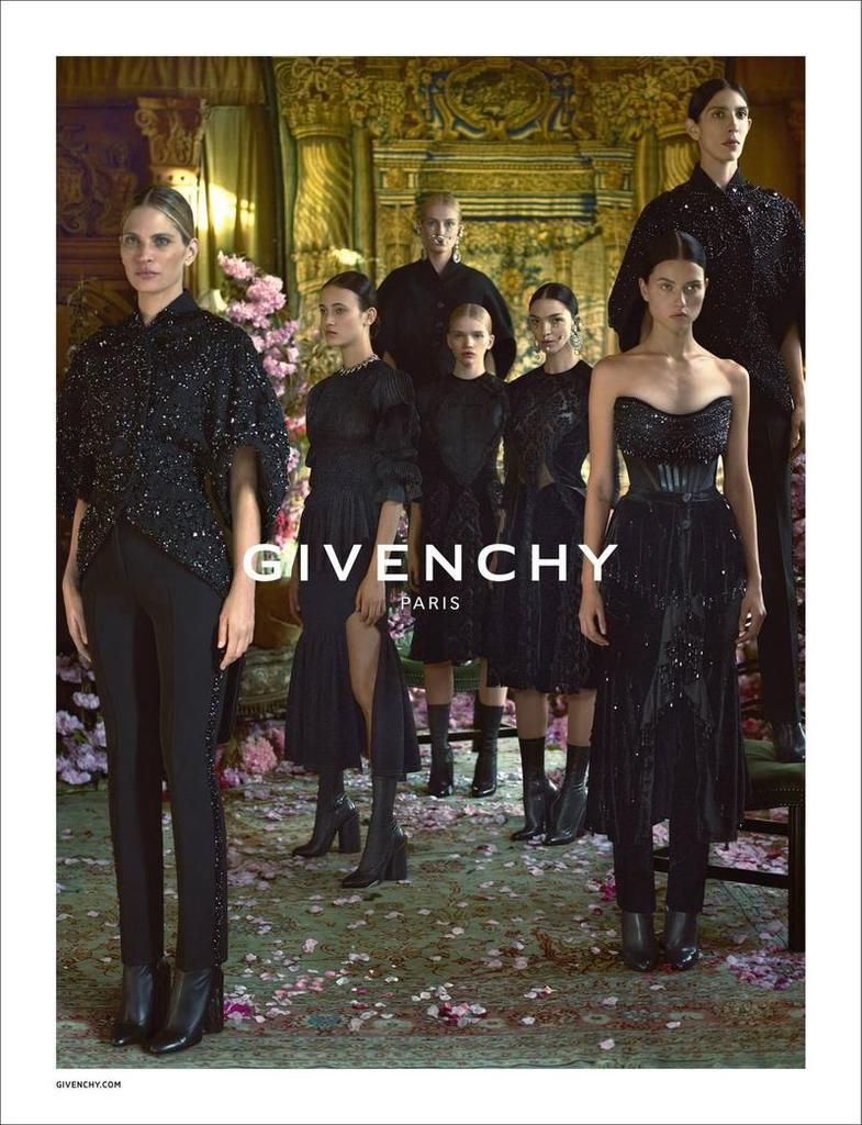 Watch - Fall givenchy campaign video