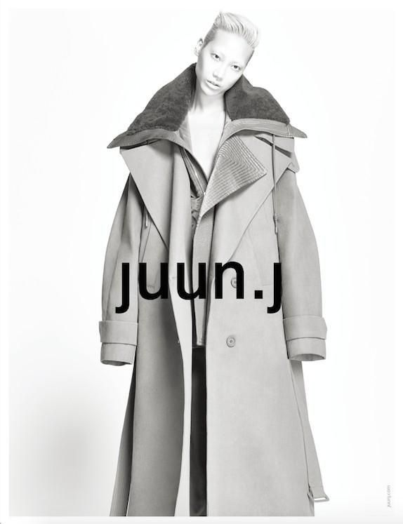JUUN.J  AUTUMN/WINTER 2015 CAMPAIGN
